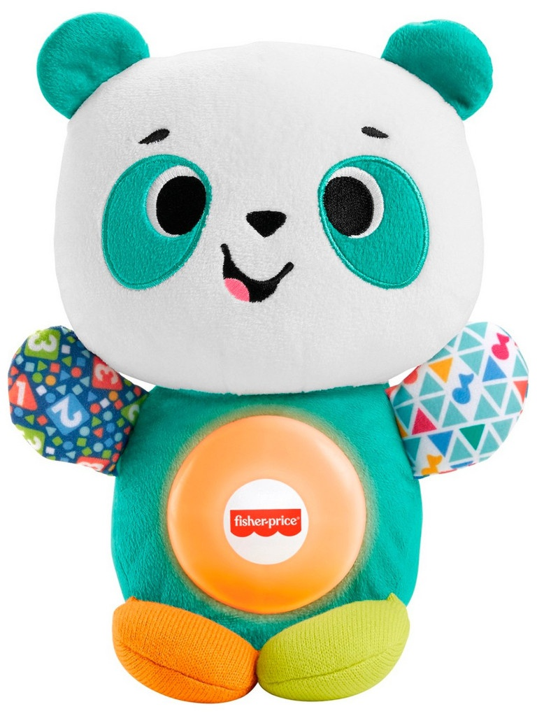 Игрушка Mattel Fisher-Price Linkimals Плюшевый панда GRG71