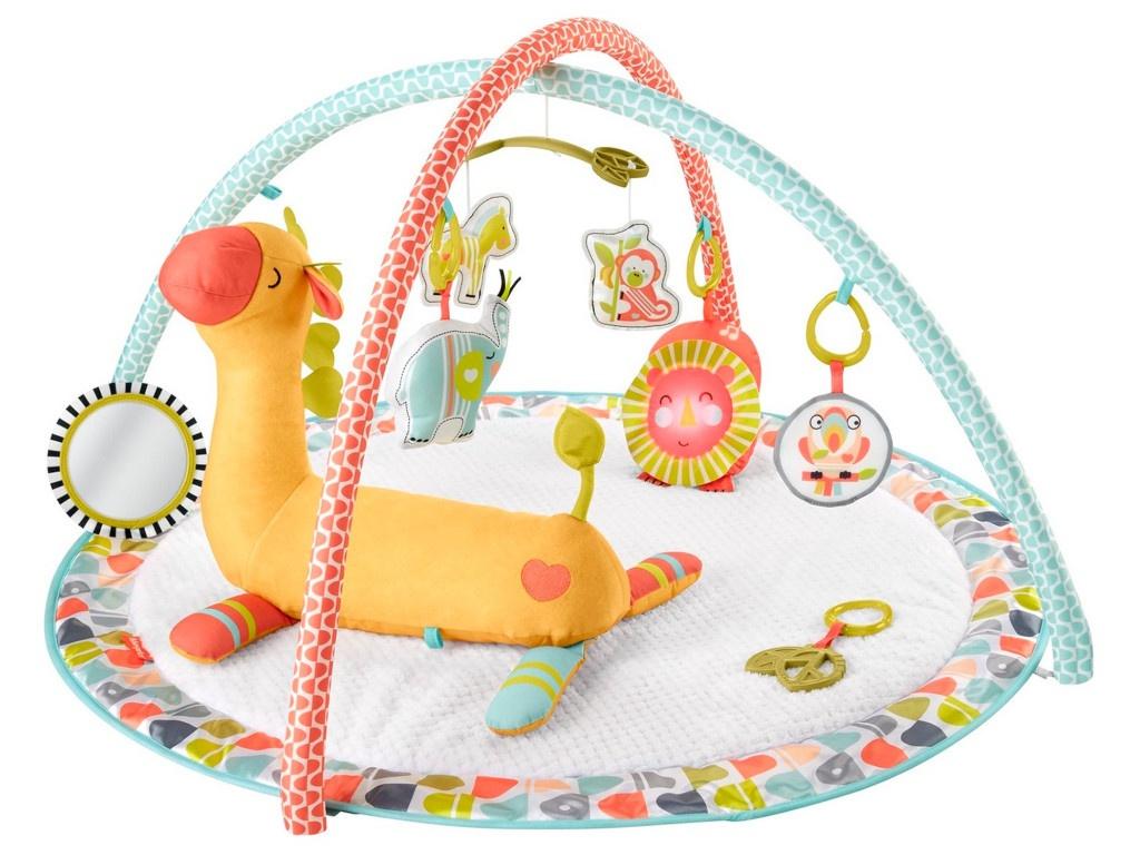 Развивающий коврик Mattel Fisher-Price Жираф GMG07