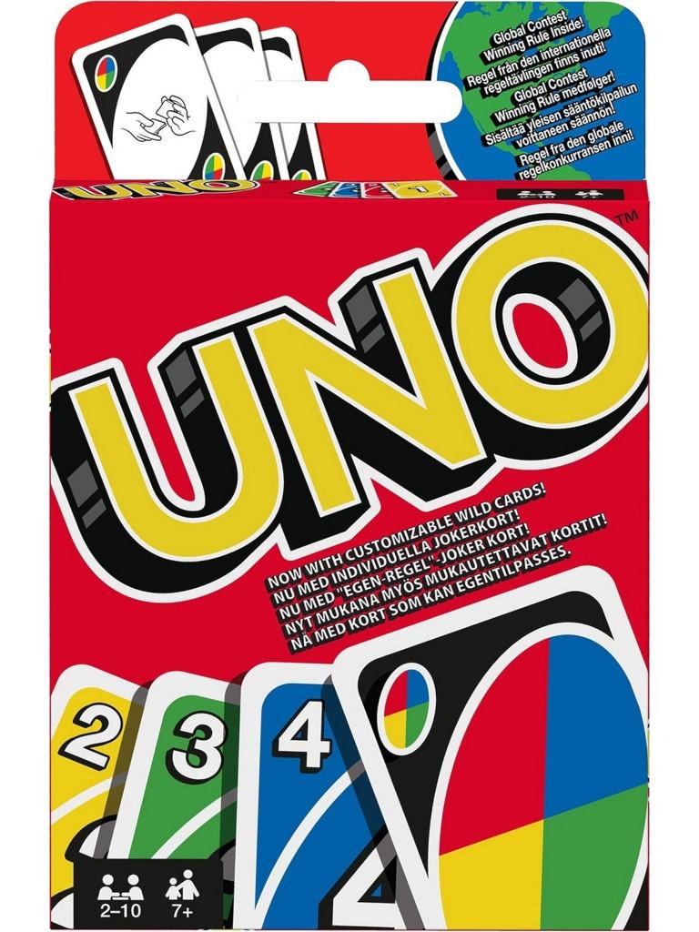 Настольная игра Mattel Uno BGY49