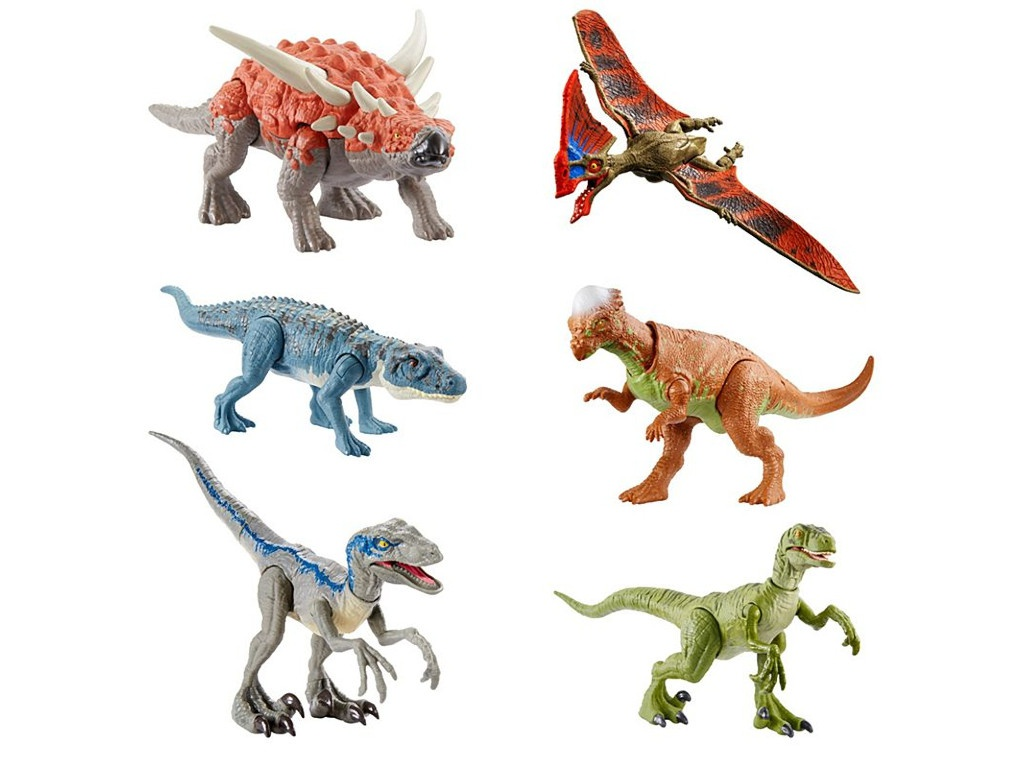 Динозавры Mattel Jurassic World () GCR54