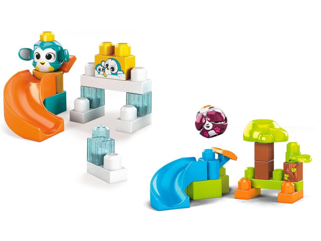 Конструктор Mattel Mega Blocks Горки () GKX66