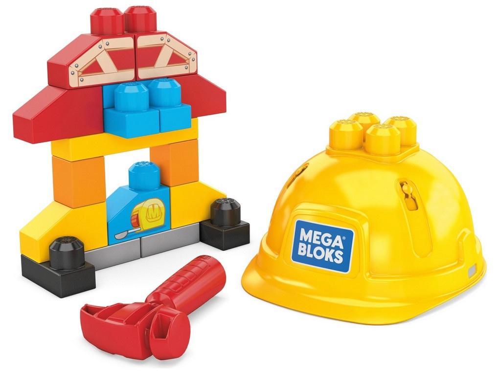Конструктор Mattel Mega Blocks Маленький строитель GNT91