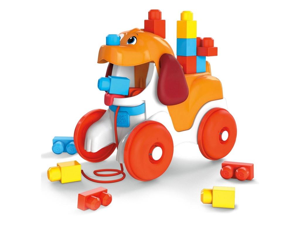 Конструктор Mattel Mega Blocks Любимый щенок GNW63