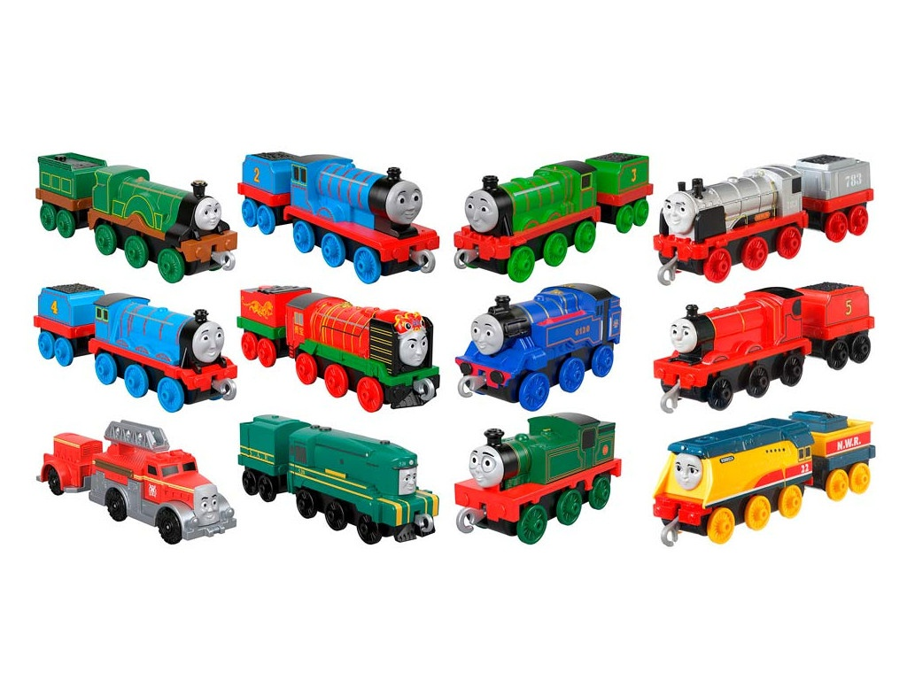 Игрушка Mattel Thomas And Friends () GCK94
