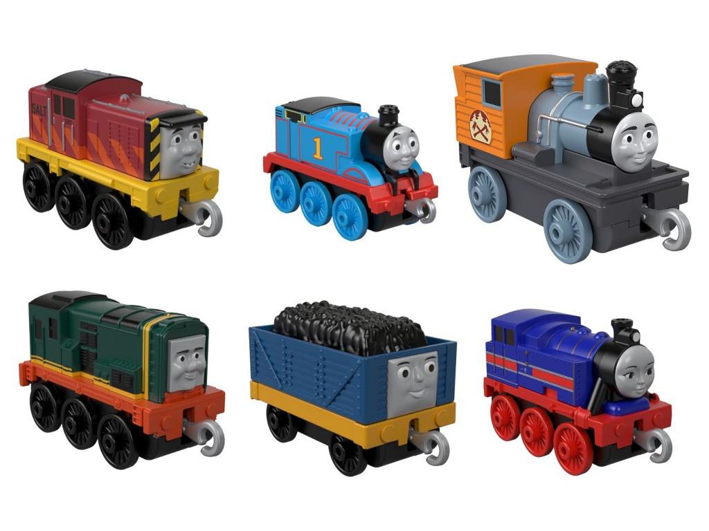 Игрушка Mattel Thomas And Friends () GCK93