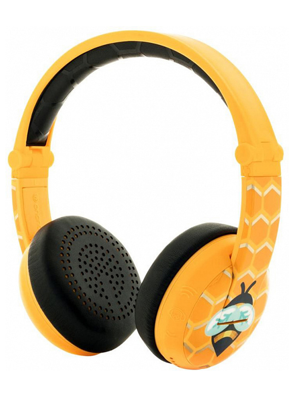 Наушники Onanoff BuddyPhones Wave BT-BP-WV-BEE