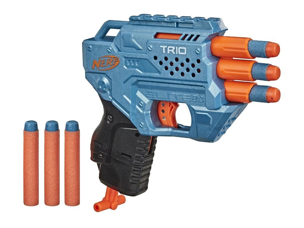 Игрушка Hasbro Бластер Nerf E2.0. Трио E9954EU4