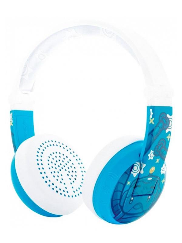 Наушники Onanoff BuddyPhones Wave BT-BP-WV-ROBOT