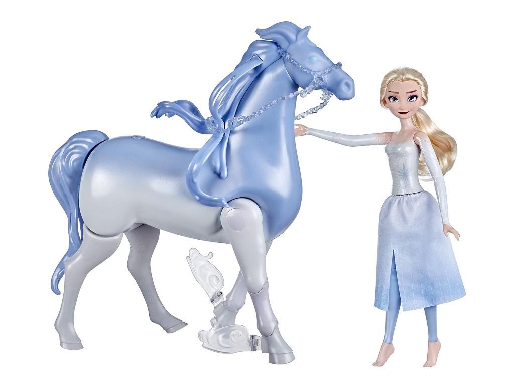 Игрушка Hasbro Холодное сердце 2 Эльза и Нокк E67165L0