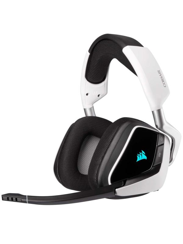 Наушники Corsair Gaming Void RGB Elite 7.1 Surround White CA-9011202-EU