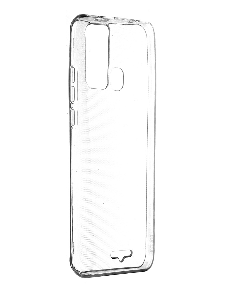 Чехол BQ для BQ-6630L Magic L Silicone Transparent