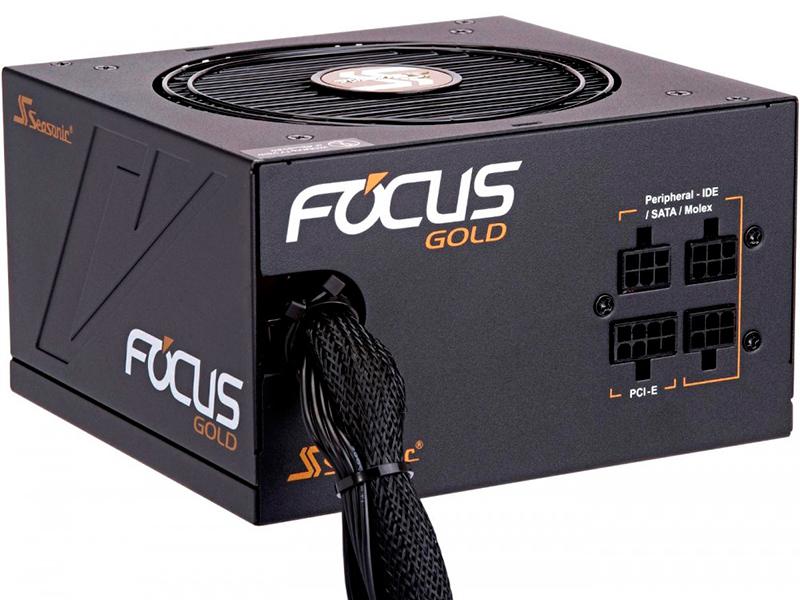 Блок питания SeaSonic Focus GM-550 550W SSR-550FM