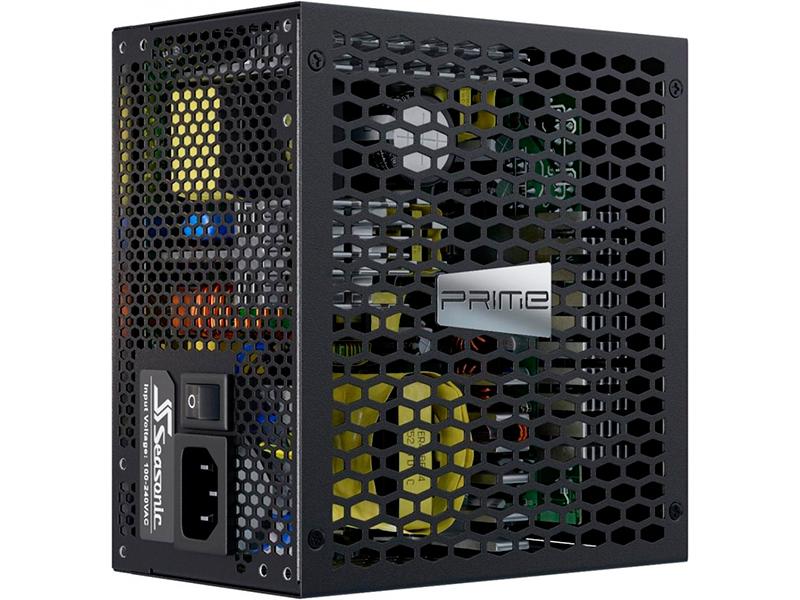 Блок питания SeaSonic Prime Fanless PX-500 500W SSR-500PL