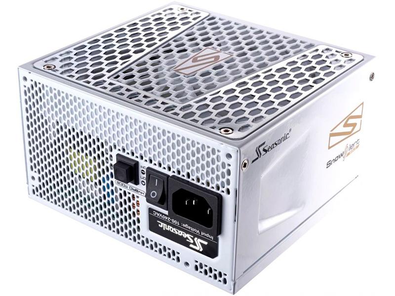 Блок питания SeaSonic Prime 550W Gold SSR-750TR-SNOWSILENT