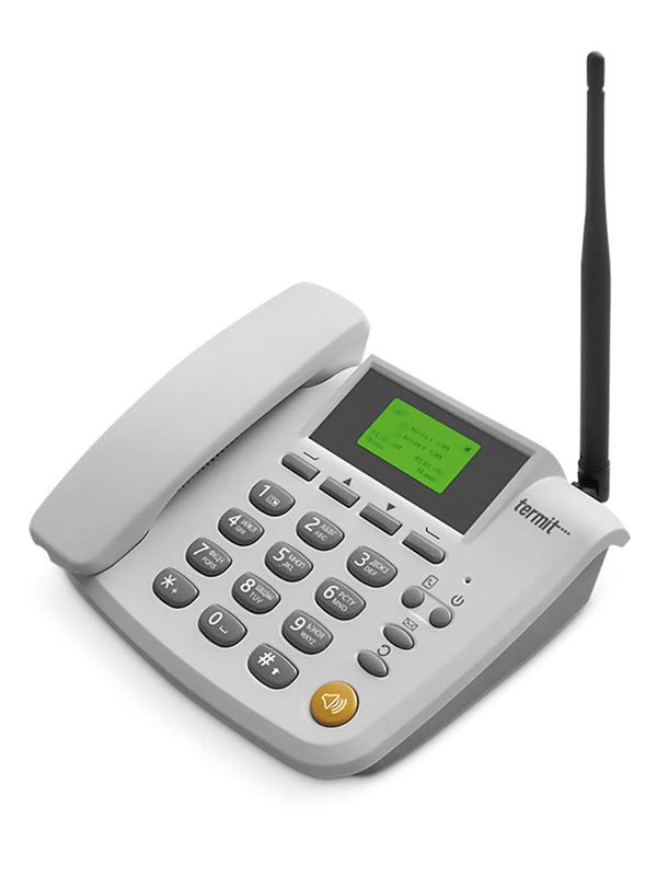 Телефон Termit FixPhone v2 rev.4 Grey