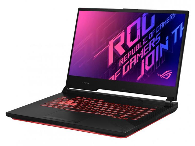 Ноутбук ASUS ROG Strix G15 G512LI-HN203 90NR0381-M04790 (Intel Core i5-10300H 2.5GHz/8192Mb/512Gb SSD/nVidia GeForce GTX 1650 Ti 4096Mb/Wi-Fi/Bluetooth/Cam/15.6/1920x1080/No OS) ноутбук asus rog strix g15 g512lv hn248t 90nr04d3 m04570 electro punk