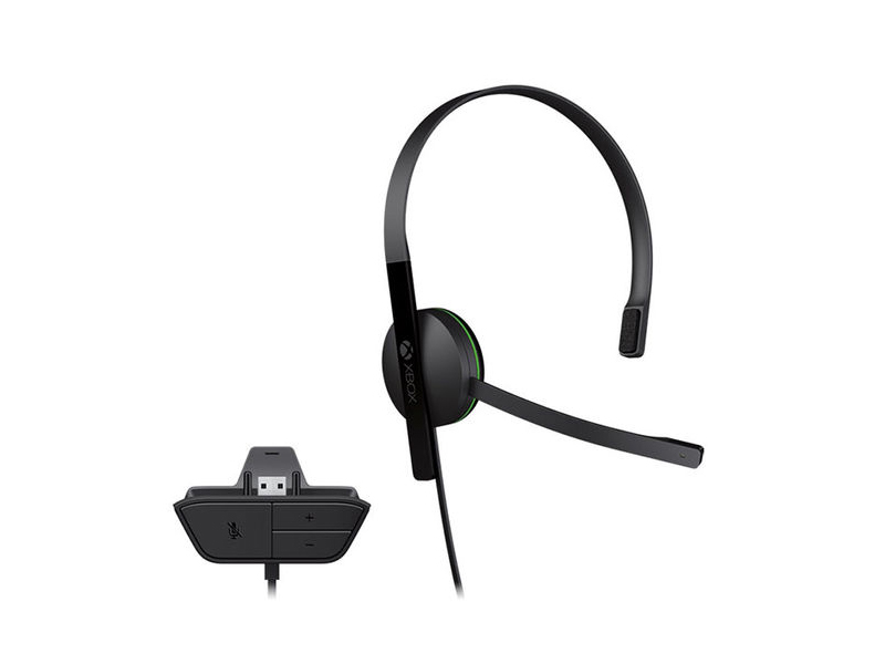 Гарнитура Microsoft Chat Headset для Xbox One S5V-00015
