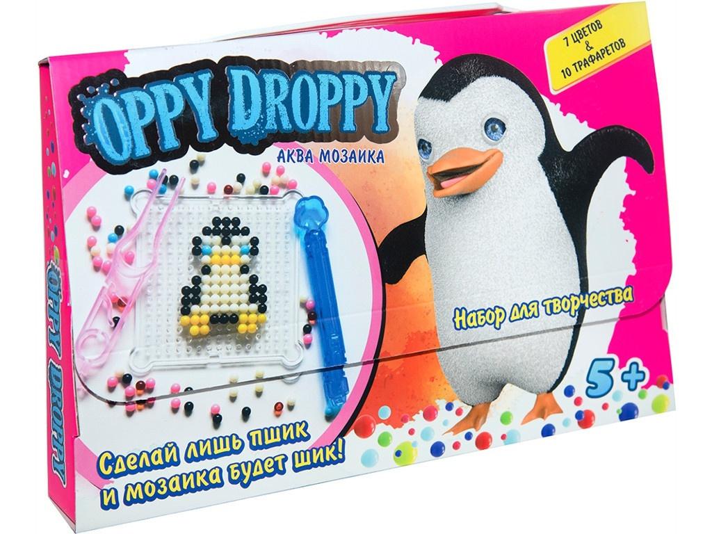 Набор для творчества Strateg Oppy Droppy девочек 30610