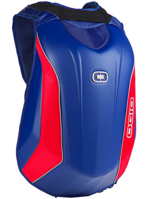 Рюкзак Ogio No Drag Mach 3 pack Red-Blue-Grey