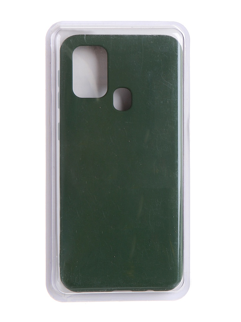 Чехол Innovation для Samsung Galaxy F41 Soft Inside Khaki 19075