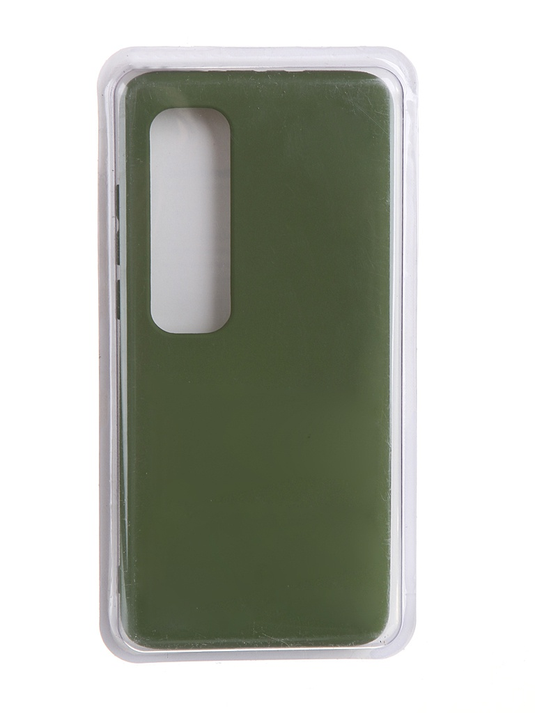 Чехол Innovation для Xiaomi Mi 10 Ultra Soft Inside Khaki 19176