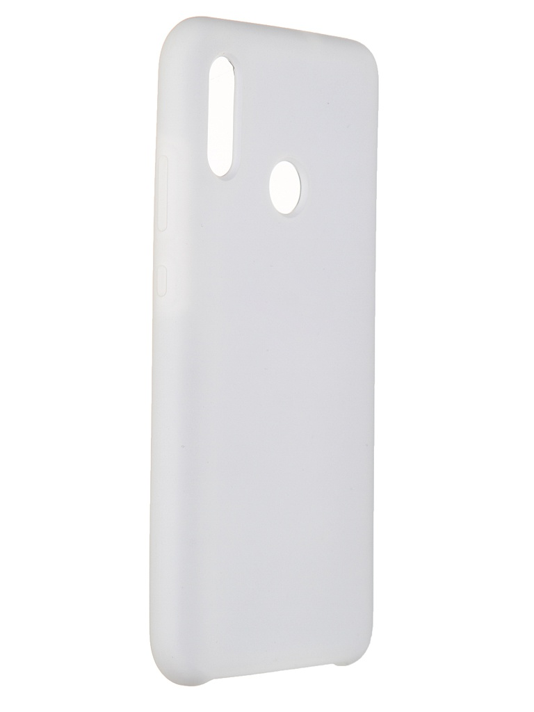 Чехол Innovation для Huawei P smart 2019 / Honor 10 Lite Soft Inside White 19069