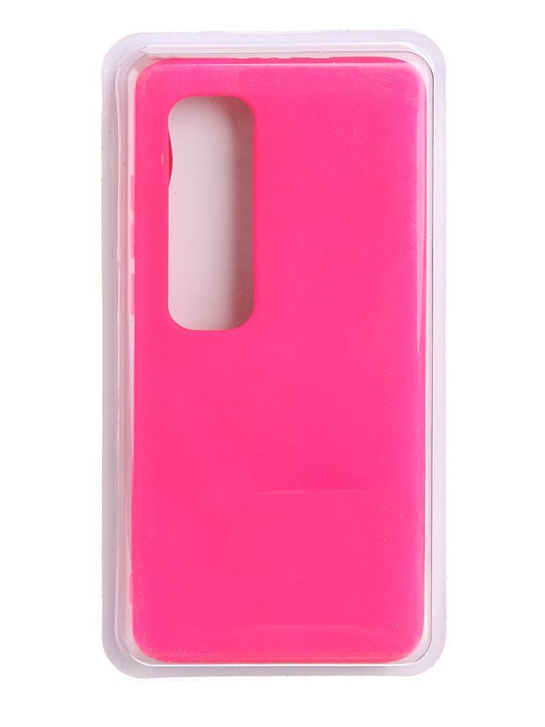 Чехол Innovation для Xiaomi Mi 10 Ultra Soft Inside Light Pink 19180