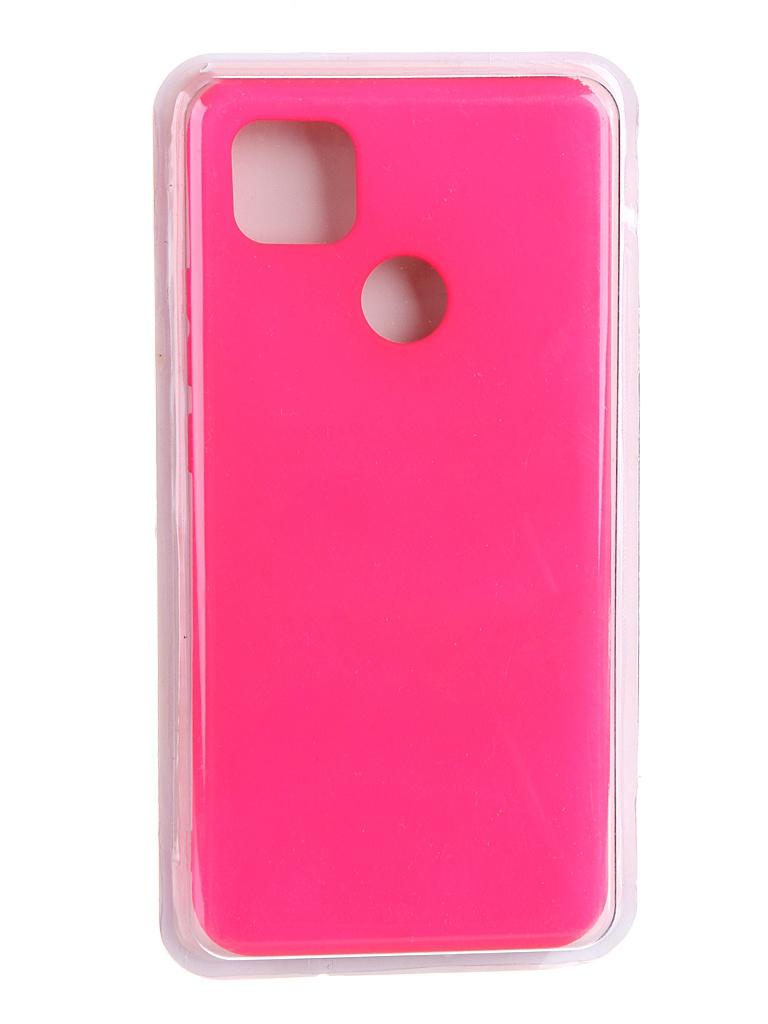 Чехол Innovation для Xiaomi Redmi 9C Soft Inside Light Pink 19185