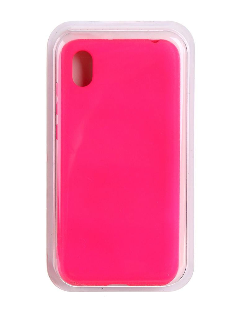 Чехол Innovation для Huawei Y5 2019 / Honor 8S Soft Inside Light Pink 19053