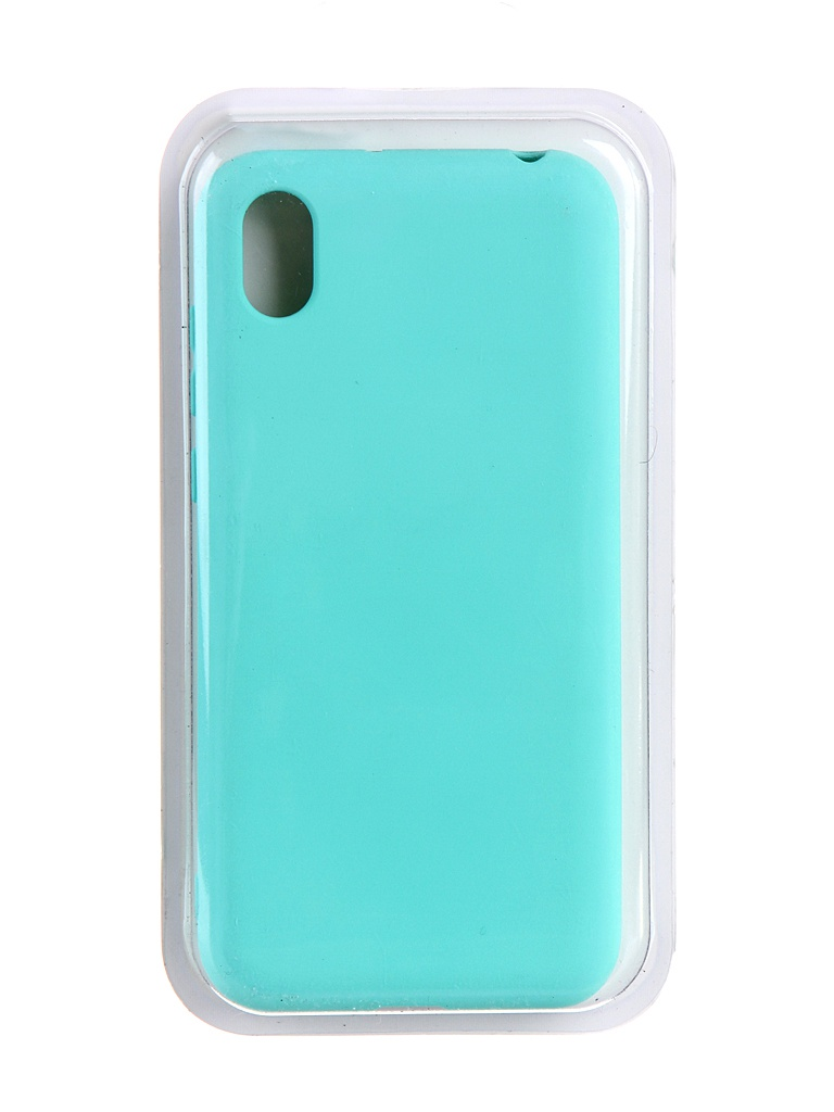 Чехол Innovation для Huawei Y5 2019 / Honor 8S Soft Inside Turquoise 19051
