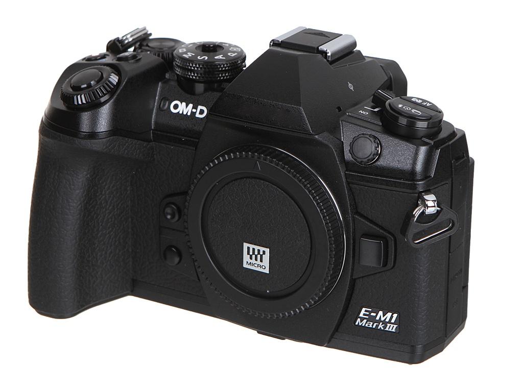Фотоаппарат Olympus OM-D E-M1 Mark III Body