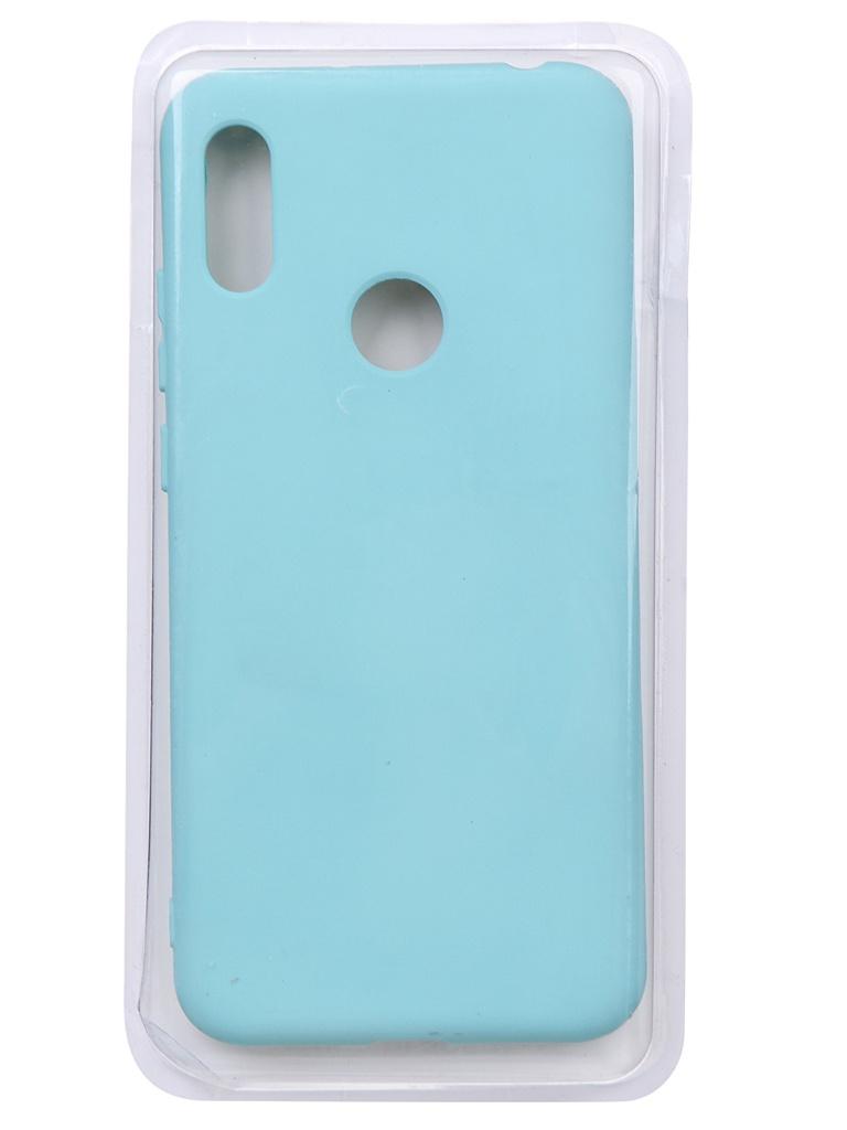 Чехол Innovation для Honor 8A / Y6 2019 Soft Inside Turquoise 19060