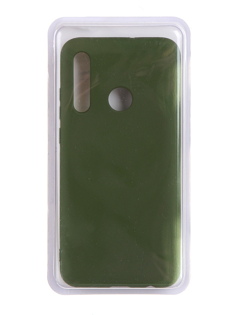 Чехол Innovation для Honor 10i / 20 Lite Soft Inside Khaki 19043