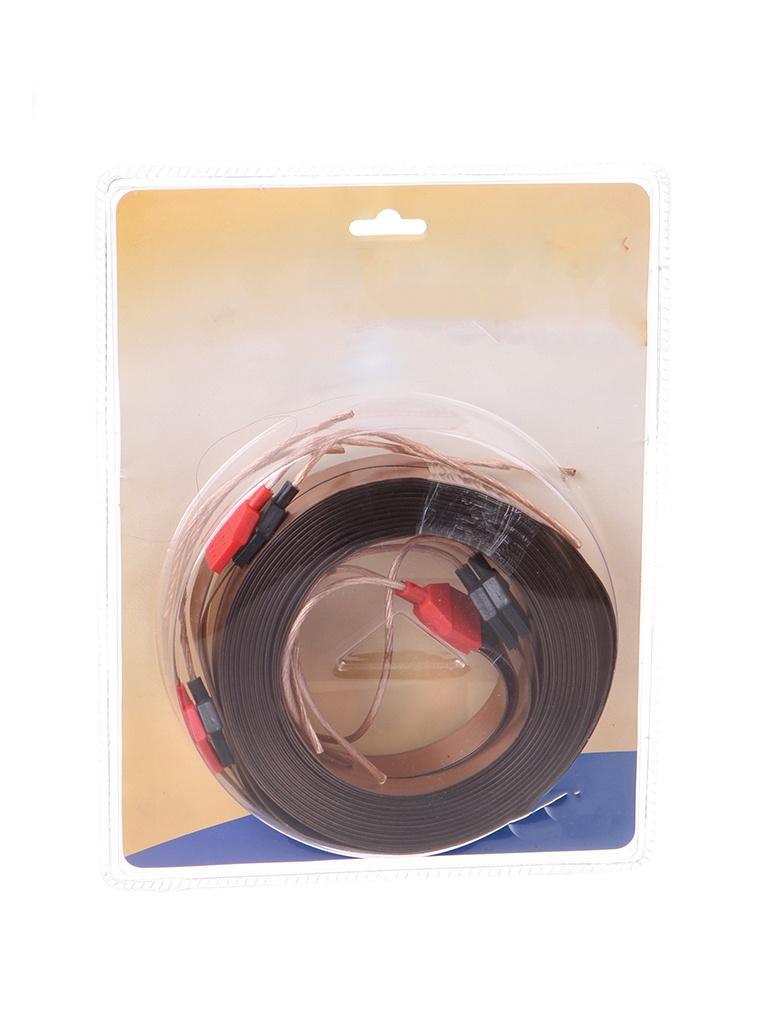Акустический кабель Dynavox Flat 2x5m 206040