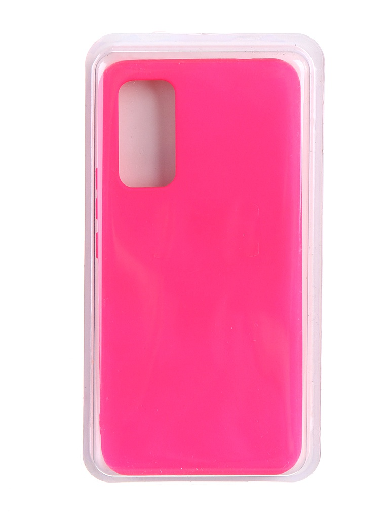 Чехол Innovation для Honor 30 Soft Inside Light Pink 19028