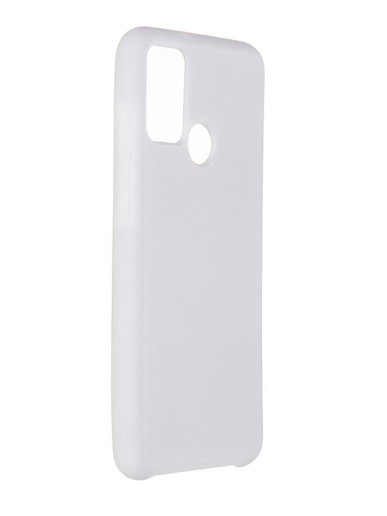Чехол Innovation для Honor 9A Soft Inside White 19023