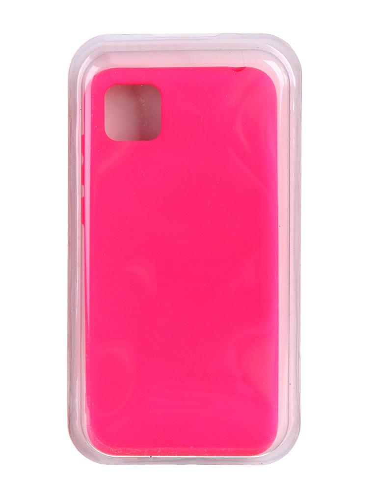 Чехол Innovation для Honor 9S / Y5P Soft Inside Light Pink 19019