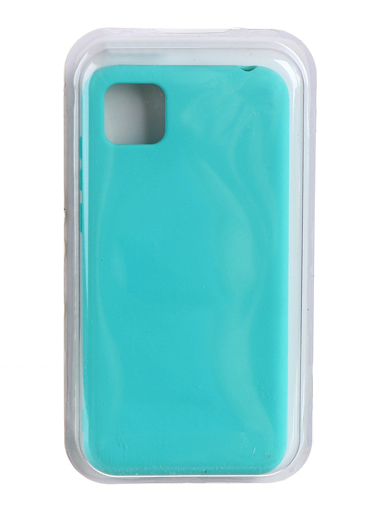 Чехол Innovation для Honor 9S / Y5P Soft Inside Turquoise 19016