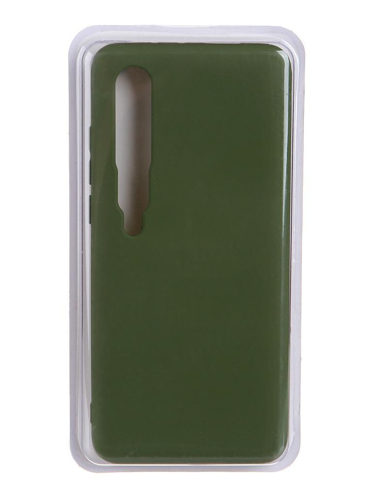 Чехол Innovation для Xiaomi Mi 10 / Pro Soft Inside Khaki 19210