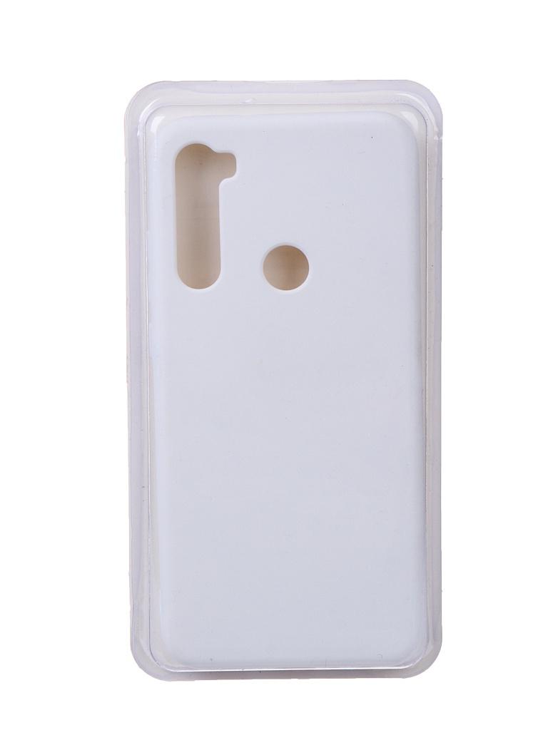 Фото - Чехол Innovation для Xiaomi Redmi Note 8T Soft Inside White 19213 смартфон xiaomi redmi note 8t 64gb moonlight white