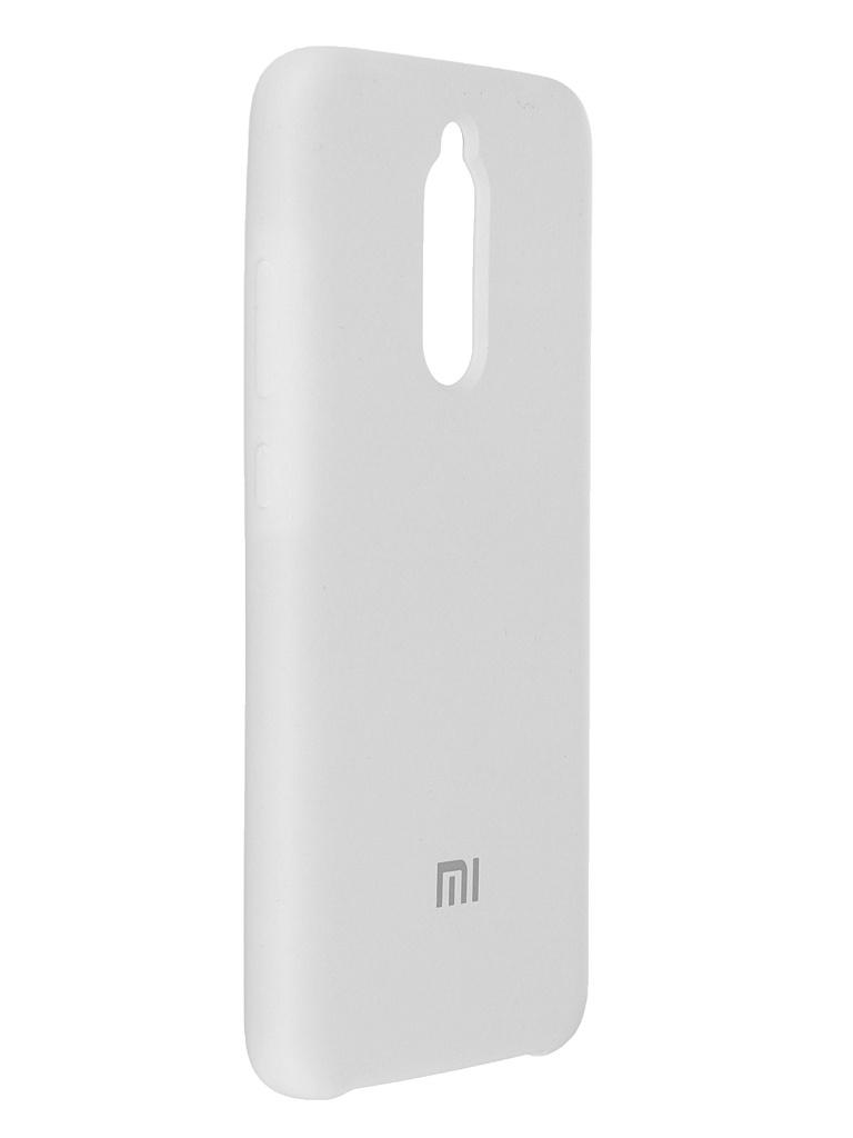 Чехол Innovation для Xiaomi Redmi 8 Soft Inside White 19216