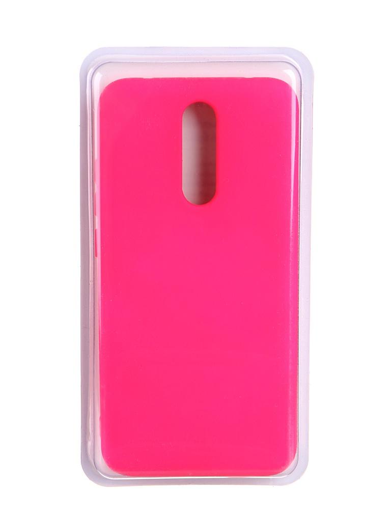 Чехол Innovation для Xiaomi Redmi 8 Soft Inside Light Pink 19220