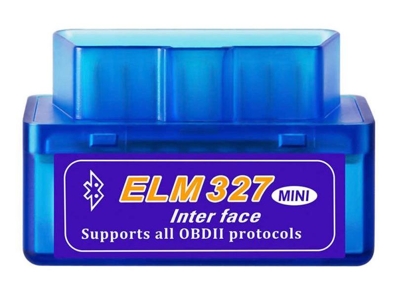 Автосканер RocknParts ELM327 Bluetooth v.1.5 758097
