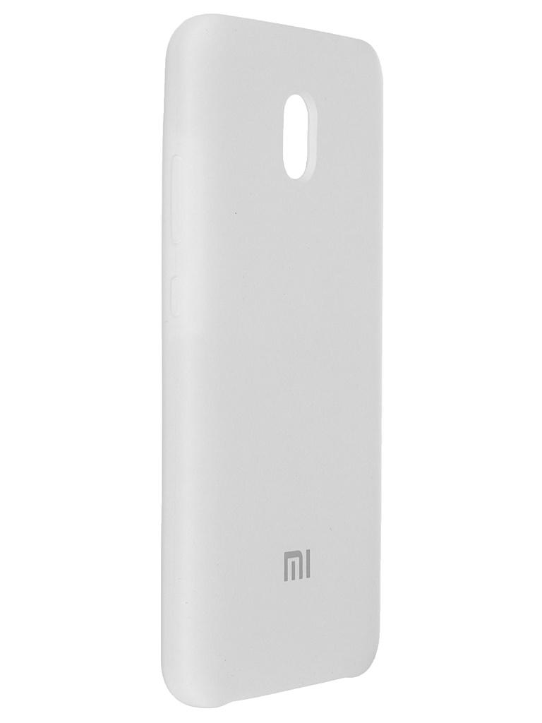 Чехол Innovation для Xiaomi Redmi 8A Soft Inside White 19233