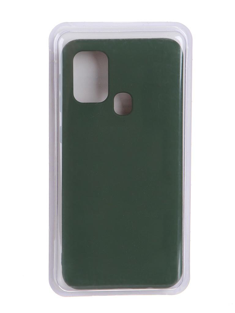 Чехол Innovation для Samsung Galaxy M31 Soft Inside Khaki 19124