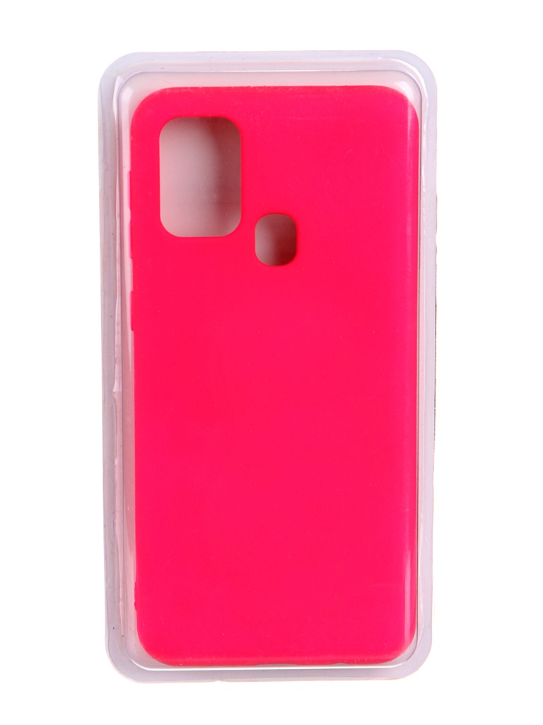 Чехол Innovation для Samsung Galaxy M31 Soft Inside Light Pink 19122