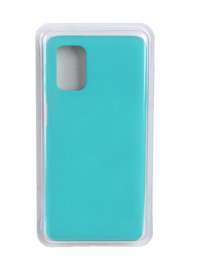 Чехол Innovation для Samsung Galaxy M31S Soft Inside Turquoise 19112