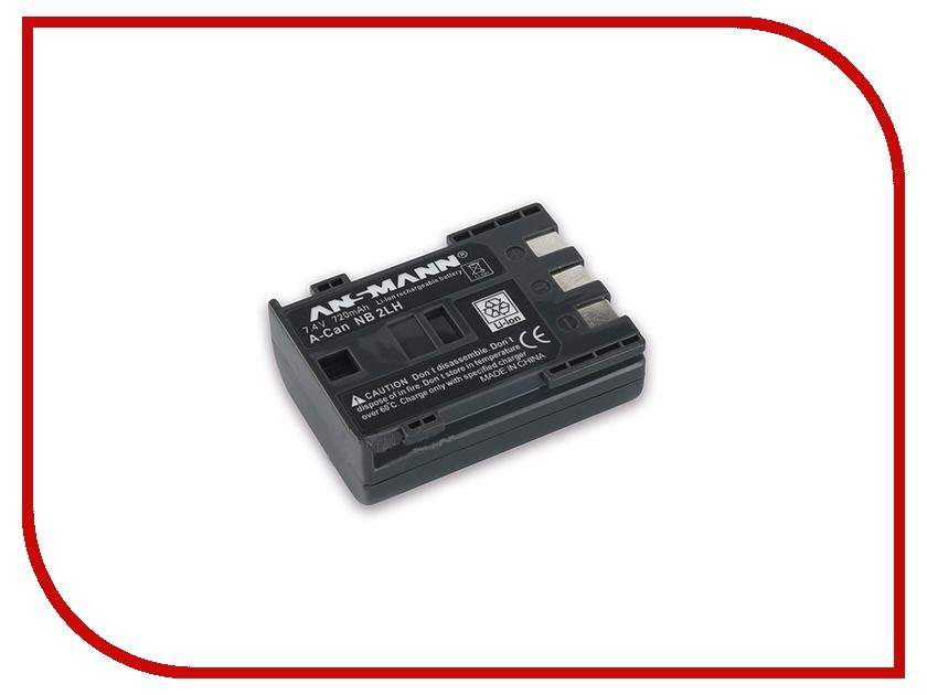 Аккумулятор Ansmann A-Can NB-2LH (бывший NB-2L) BL1 5022673 батарейка cr2354 ansmann 1516 0012 bl1