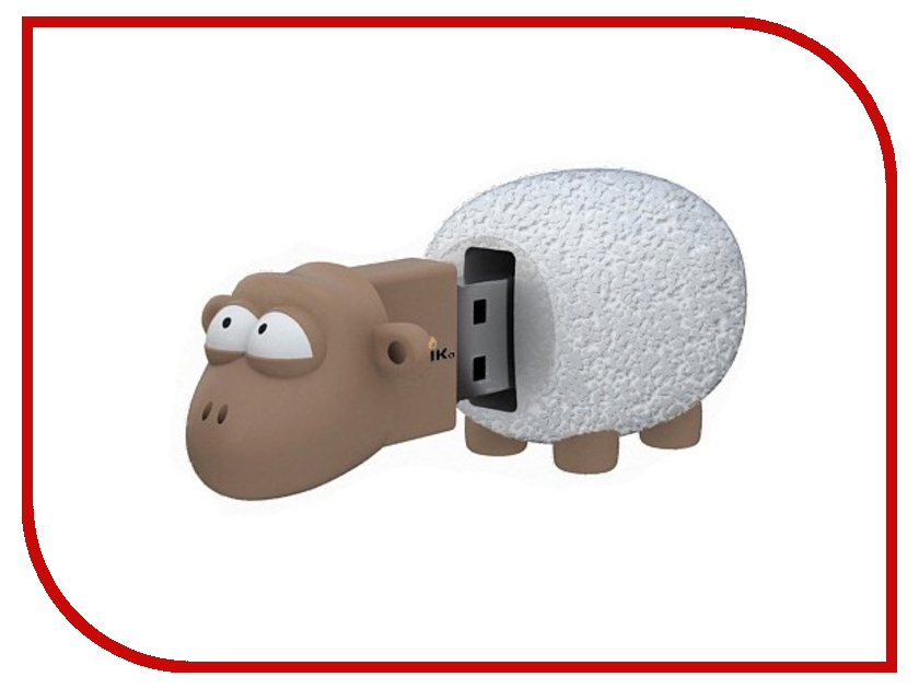 USB Flash Drive 16Gb - Iconik Овечка RB-SHEEPi-16GB