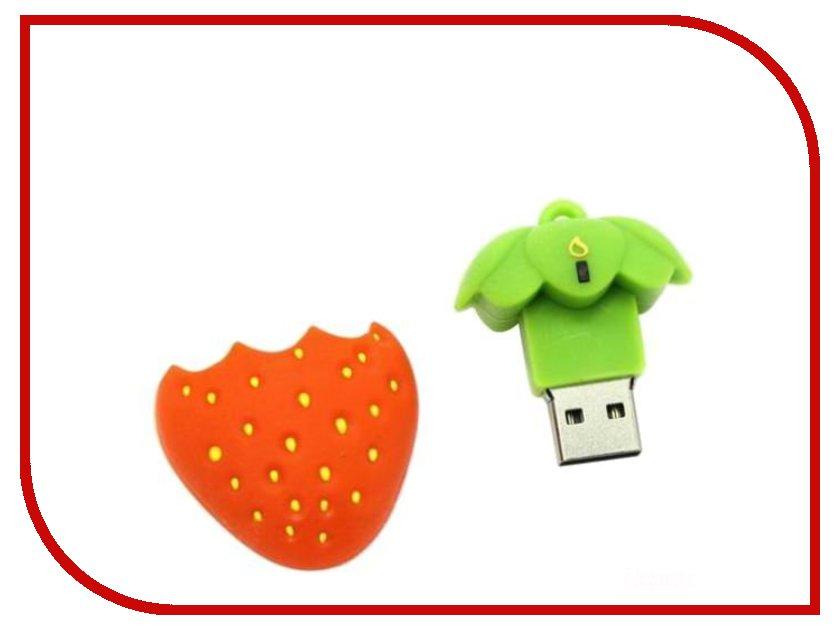 USB Flash Drive 16Gb - Iconik Клубника RB-STRAW-16GB<br>